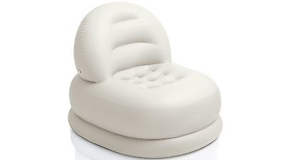 Intex Mode Comfortable Chair with Supportive Back & Soft Textured Seat