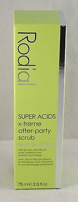 Rodial Super Acids X-treme After Party Scrub 75ml