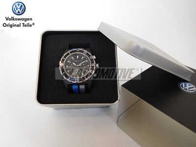 VW Genuine OE Chronograph Collection Volkswagen Motorsport - 5GV050800  041