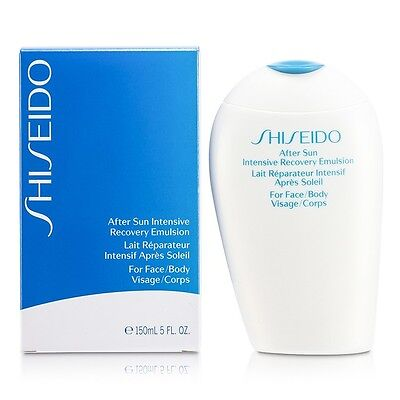 After Sun Intensive Recovery Emulsion 150ml by Shiseido Sun Care & Bronzers