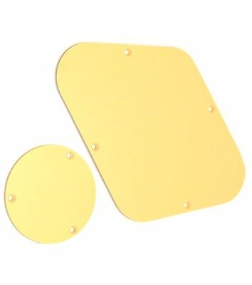 PG-0814-028 Cream Back/Switch Plate Backplate Set fits USA Gibson Les Paul®