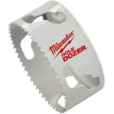 "4"" Hole Dozer Hole Saw Milwaukee 49-56-0213 New"