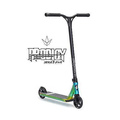 Blunt Prodigy S5 Stunt Scooter - Candy NeoChrome