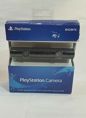NEW Sony PlayStation 4 Camera CUH-ZEY2 PS4 Video Game VR Virtual Reality Move