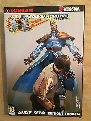 King Of Fighters Zillion - T10