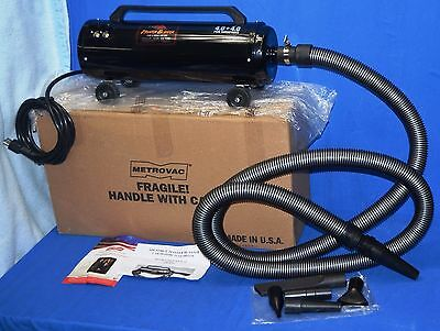 Metro Vac MB-3CD Air Force Master Blaster 18 HP Auto Detailing Car & Bike Dryer