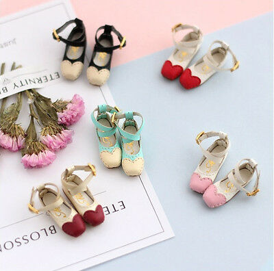 Doll Shoes Ballet Shoes Blythe shoes Doll Accessories Fit for 1/6 Dolls