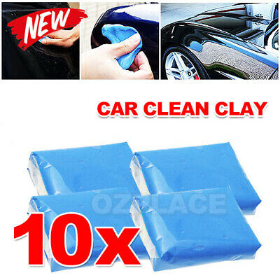 10x Premium Magic Car Truck Auto Vehicle Clean Clay Bar Detailing Wash Cleaner