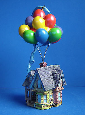 UP Balloon House Disney Store 30th Anniversary 2017 Sketchbook Ornament LE Pixar
