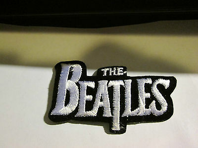 Beatles Collectable Rare Vintage Patch Embroided 90's Metal Live