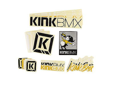 NEW Kink Assorted Sticker Pack