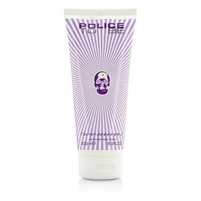 Police To Be Perfumed Body Lotion 200ml Women's Perfume