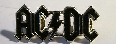 Ac/dc Angus Vintage Metal Lapel Pin  New From Late 90's Metal