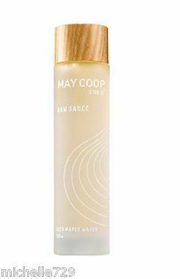 May Coop Raw Sauce K-Beauty Moisturizer 40 ml New in Box