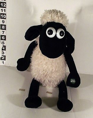 """18"""" Dancing Musical Dance Shaun The Sheep Soft Toy With Music Sound"""