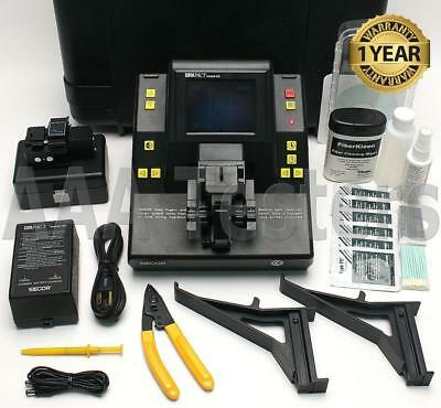 Siecor Corning CFS SM MM Compact Fiber Fusion Splicer w/ Cleaver