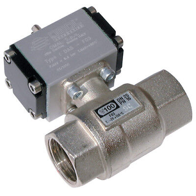 """D100H007, 1.1/4"""" BSP DOUBLE ACTING BALL VALVE, Omal & Valpes Actuated Valves"""