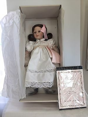 New in Box - Pauline's Dolls - Little Trudy  & Baby - Mint Condition