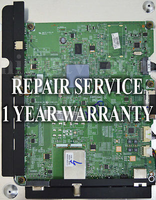 Mail-in Repair Service For Samsung BN41-01660 UE40D5500 1 YEAR WARRANTY