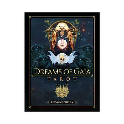 Dreams of Gaia Tarot: A Tarot for a New Era by Ravynne Phelan (Mixed media...