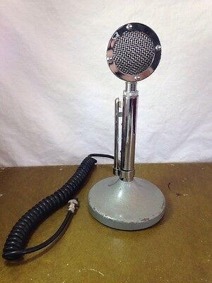 Vintage Made In Japan American Electronics 5pin Lollypop Microphone Ham CB Radio