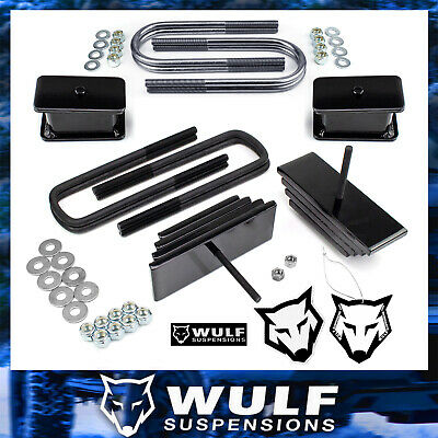 "2.8"" + 3"" Front Rear Lift Kit 2000-2005 Ford Excursion 4x4 4wd"