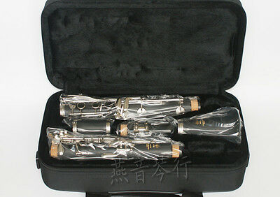 2016 new BUFFET Bb12 clarinet with in Beautiful box