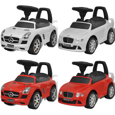 #bNew Mercedes Benz/Bentley Kids Chilren Car Toy Ride On Electric Sounds 4 Model