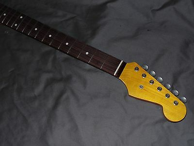 Relic Fender Lic loaded 7.25 rosewood Neck willfit Stratocaster warmoth body