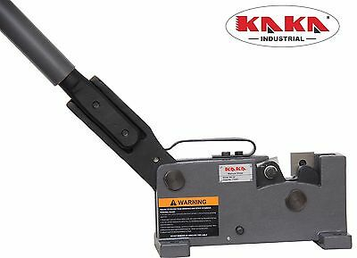 KAKAIND MS20 20mm Metal Hand Shear, Rebar, Rod & Round Steel, Flat Bar Cutter