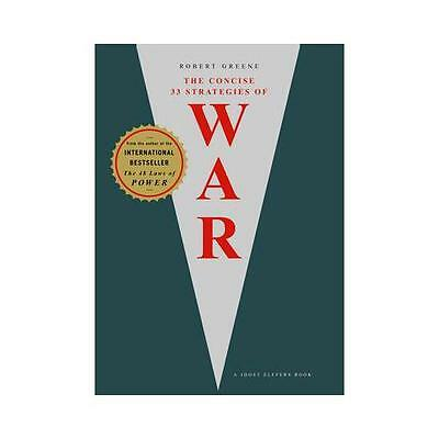 The Concise 33 Strategies of War by Robert Greene (Paperback, 2008)