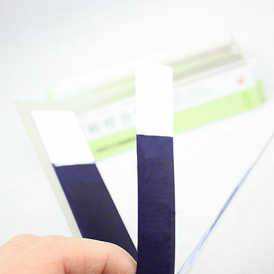 2-Side Blue 10 sheet 20book Practical Articulating Paper Soft Thin Strips Dental