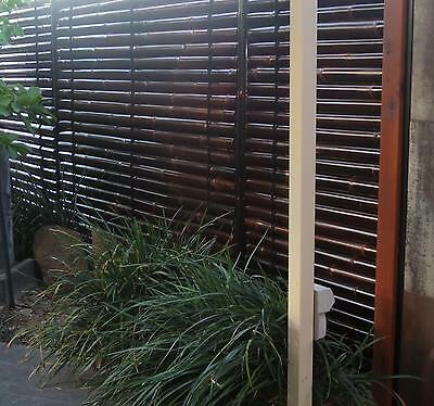 10 x 2.2M x 0.9M BAMBOO FENCE PANEL, PRIVACY SCREENS -  PRE SALE DUE 30/6