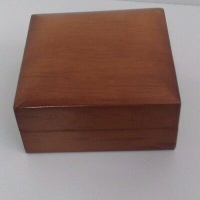 Coins Display Box to display single coins 43mm diameter x 10