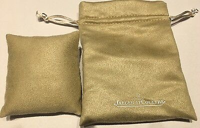 Etui Jaeger Le Coultre Original Neuf / Travel Pouch New - Never Used !!!