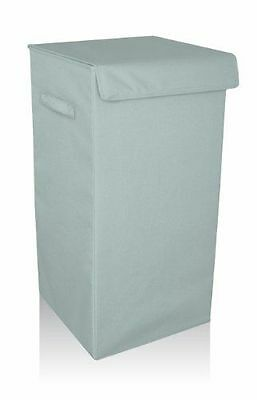 Box and Beyond - Panier à Linge Pliable Polyester [32026] [Transparent] NEUF
