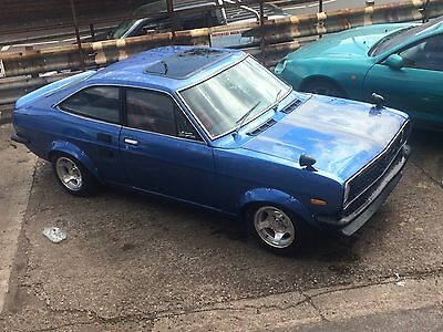 Datsun 1200 Coupe Tax Exempt 1972