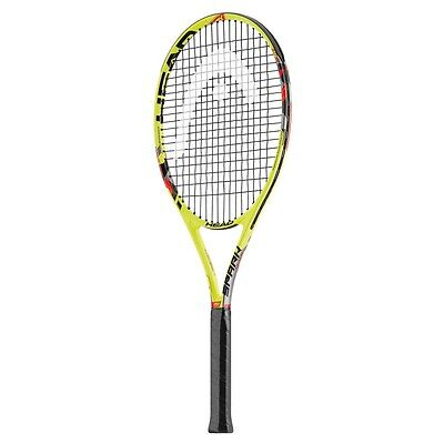 "Head MX Spark Elite Tennis Racquet 27""- As New"