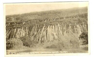 Vintage Postcard - Thousand Springs, Southern Idaho
