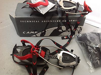 CAMP Mountaineering Crampons Size 36-48