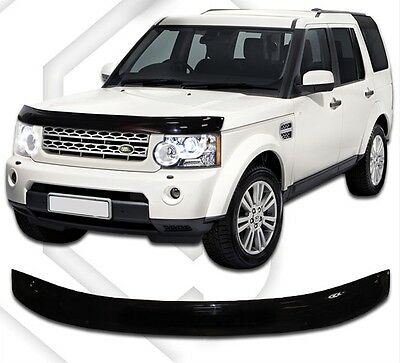 Land Rover Discovery 4 2010-2016 Scoutt Hood Deflector Bonnet Guard Protector