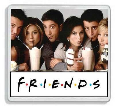 Friends TV Show Drinks Coaster *Great Gift*