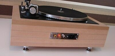 Terminal  turntable  THORENS,DUAL, LENCO...and other