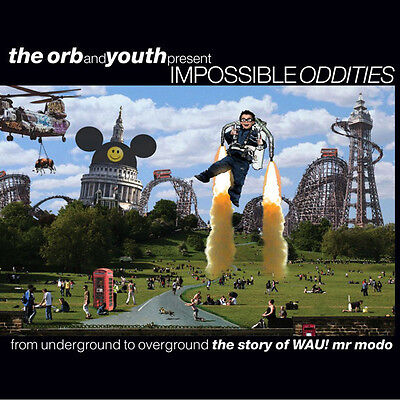 The Orb and Youth Present Impossible Oddities (2010)  180g Vinyl 2LP  NEW