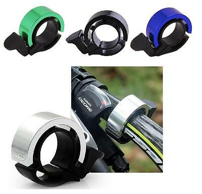 90db Invisible Discrete Bicycle Bell Aluminum Bike Handlebar 4 Colours Available