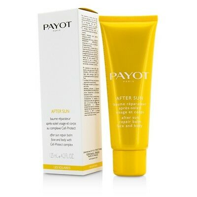 Les Solaires Sun Sensi After-Sun Repair Balm For Face & Body 125ml by Payot