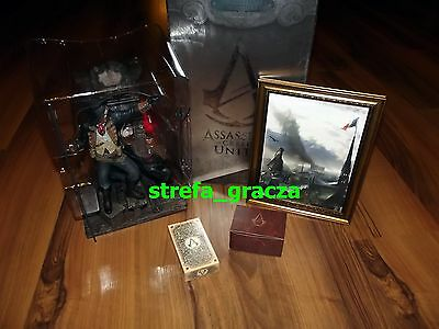 Assassin's Creed: Unity Guillotine Collector's EDITION - FIGURE GADGETS - NEW !