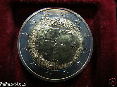 COMMEMORATIVE LUXEMBOURG 2011 AVAILABLE ANY OF SUITE Jean DE Com