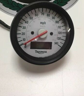 TRIUMPH TIGER 885i 955i MPH SPEEDO ASSEMBLY  40,000 Miles