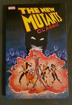 Marvel Classic new Mutants 7 #7 Hard to find cheapest on ebay Great Condition